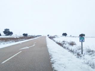 El Gobierno regional actúa en 211 vías y en el 70 por ciento de kilómetros de la Red Regional de Carreteras