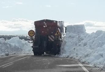 El Gobierno regional sigue actuando en las carreteras