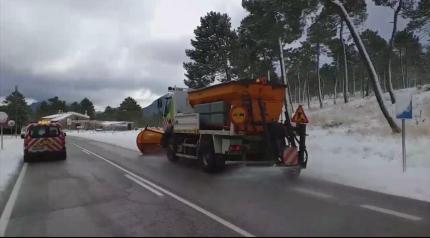 Tratamientos preventivos con sal en la red autonómica provincia Albacete
