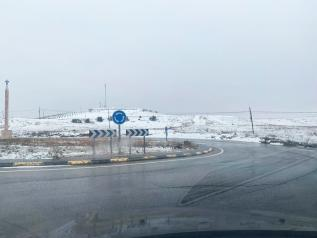 El Gobierno regional supera las 4.500 toneladas de sal esparcidas en la Red Regional de Carreteras para hacer frente al temporal 'Filomena'