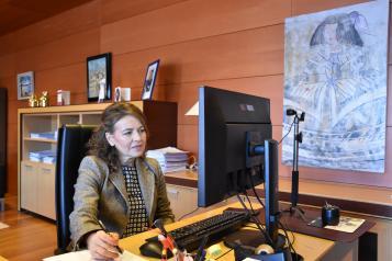 El Gobierno de Castilla-La Mancha atiende al 100% de los usuarios en riesgo del Servicio Público de Teleasistencia a través del Plan de emergencia activado por el temporal