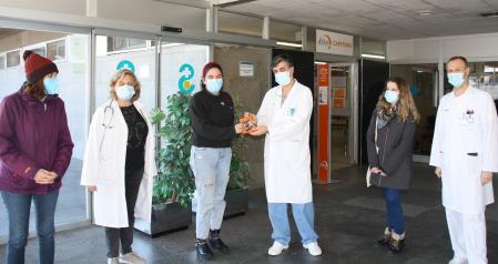"""""""Piensa algo bonito"""", un vídeo para animar y resolver las dudas de los niños que van a operarse en el Hospital Virgen de la Luz de Cuenca"""