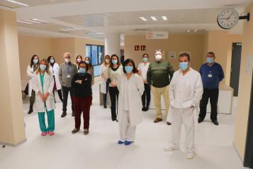 El servicio de Endocrinología y Nutrición inicia la actividad en el Hospital Universitario de Toledo