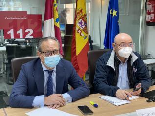 El Gobierno regional reduce el nivel del METEOCAM en Guadalajara a alerta, quedando tan solo Toledo en emergencia nivel 2