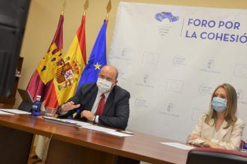 El Gobierno regional publica las conclusiones del Foro por la Cohesión que destaca el impacto de las políticas europeas en el territorio