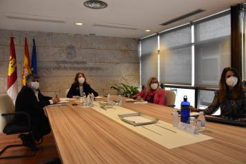 El Gobierno de Castilla-La Mancha impulsa el Plan de Atención e Inclusión Social con los profesionales del Servicios Sociales