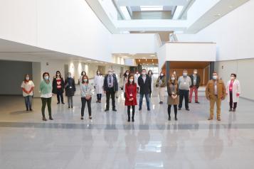 Las consultas externas del Servicio de Neurología comienzan hoy su actividad asistencial en el Hospital Universitario de Toledo
