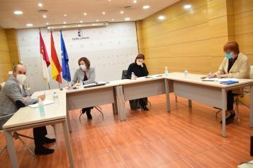 El Gobierno de Castilla-La Mancha y la Secretaría de Estado de Turismo abordan la estrategia nacional para la recuperación del sector turístico en el marco de los fondos Next Generation