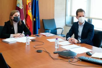 El Gobierno de Castilla-La Mancha destaca el buen funcionamiento de la enseñanza presencial adaptada en el ámbito universitario de la región