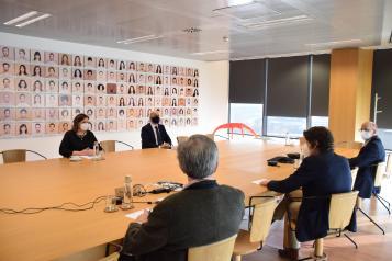 El Gobierno de Castilla-La Mancha considera la industria farmacéutica como una fuerte oportunidad para el desarrollo industrial de la región