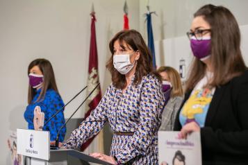 Presentación de la campaña y los actos con motivo del Día Internacional de las Mujeres (II)
