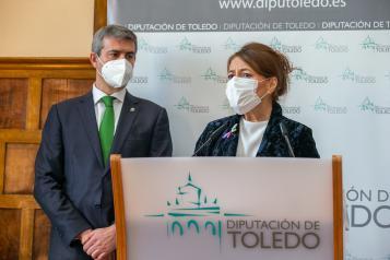 El Gobierno de Castilla-La Mancha y la Diputación de Toledo llegan a 3.000 familias con las Ayudas Excepcionales Covid-19