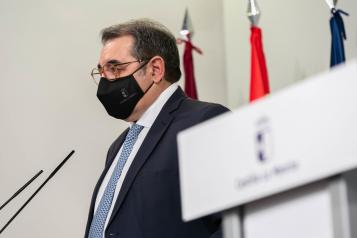 Rueda de prensa del Consejo de Gobierno 2 de marzo (Sanidad II)