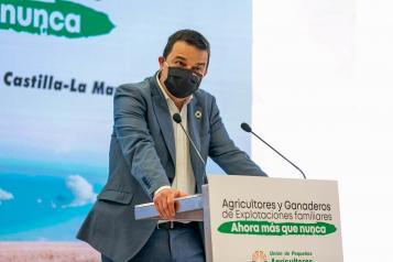 Clausura del VII Congreso de la Unión de Pequeños Agricultores y Ganaderos (Agricultura)