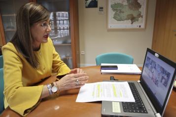El Gobierno regional pone en valor el trabajo realizado por las mujeres de la región durante la pandemia