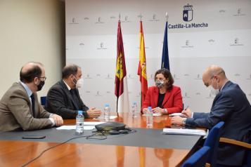 El Gobierno de Castilla-La Mancha subraya su compromiso con los proyectos de sostenibilidad y digitalización en el sector industrial