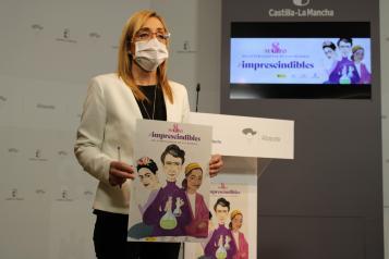 Balance Centros de la Mujer de Albacete y Campaña institucional del 8M