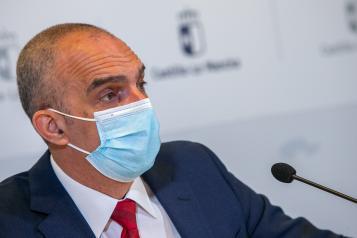 Castilla-La Mancha tiene la Incidencia Acumulada a 14 días con los mismos niveles que en el mes de Agosto