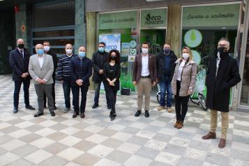 """Visita a Red de Empresas y Entidades """"Albacete Responsable"""""""
