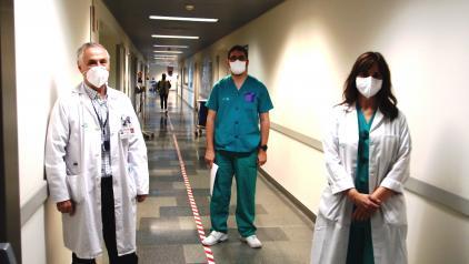 Dos hospitales de Castilla-La Mancha participan en un estudio nacional sobre tromboprofilaxis en pacientes con infección por SARS-CoV2