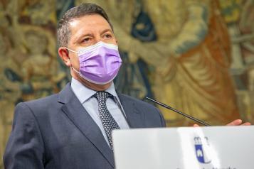Consejo de Gobierno con representantes del Tercer Sector de Castilla-La Mancha
