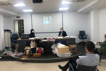 Reunión Ponencia Técnica Artesania en Albacete