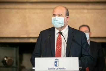 El vicepresidente del Gobierno Regional informa de la acción del Gobierno III