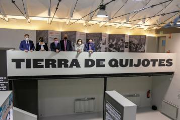 Inauguración del Centro de Recepción de Turistas de Munera (Economía)