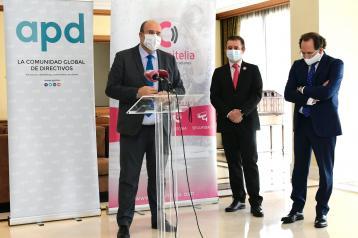 Clausura de la jornada 'Fondos Europeos y su impacto en las empresas de Castilla-La Mancha