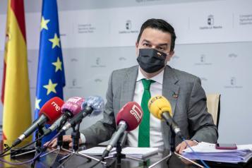 Reunión del Consejo Agrario de Castilla-La Mancha