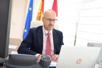 El Gobierno de Castilla-La Mancha subraya su apoyo a los proyectos innovadores para la mejora de la competitividad empresarial de la región