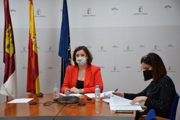 El Gobierno de Castilla-La Mancha defiende que las comunidades autónomas puedan ampliar el listado de CNAEs en la gestión de las ayudas directas a pymes y autónomos