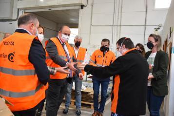 Castilla-La Mancha destina 40 millones de euros en actuaciones dirigidas a la inclusión laboral de personas con discapacidad