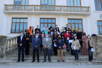 Reconocimiento Agrupaciones Voluntarios Protección Civil Albacete