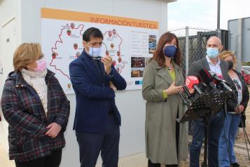 El Gobierno de Castilla-La Mancha avanza en los 133 proyectos de mejora y conservación turística a los que destina 22 millones de euros