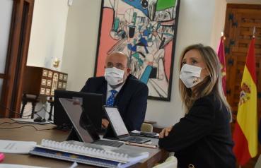 Medio millar de inscritos en la jornada sobre el 'Plan de Recuperación europeo' organizada por el Gobierno regional