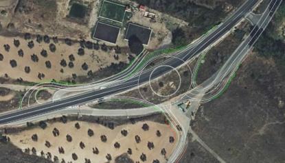 El Gobierno regional compatibiliza la preservación de los restos arqueológicos y la seguridad vial con la nueva rotonda del Peral en Valdepeñas