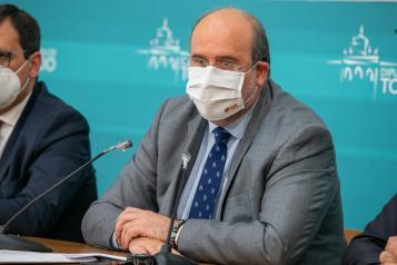 El Gobierno de Castilla-La Mancha buscará la tutela judicial para toma de medidas de contención una vez finalice el estado de alarma