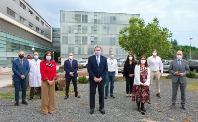 El patronato de la Fundación del Hospital Nacional de Parapléjicos se volcará en la creación de Instituto de Investigación de Castilla-La Mancha