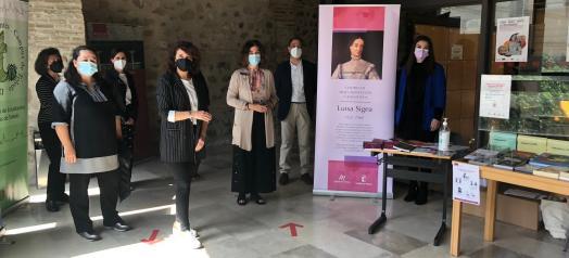El Gobierno regional presenta la actividad `Luisa Sigea visita la Universidad´ para acercar obras sobre igualdad de género y feminismo
