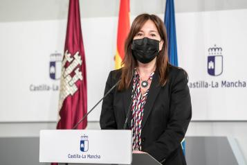 Rueda de prensa del Consejo de Gobierno 21 de abril (Portavoz I)