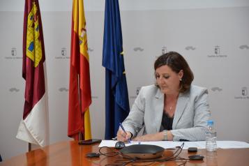 El Gobierno de Castilla-La Mancha expone las ventajas estratégicas de invertir en la región a más de 60 representantes de empresas del mercado americano
