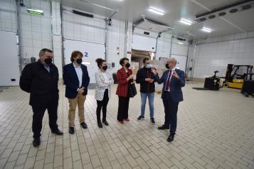 El director general de Empresas, Javier Rosell, visita, a las 10:30 horas, las instalaciones de la empresa Cabezuelo Foods en el Polígono Industrial 'El Llano'.