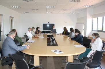 El Gobierno de Castilla-La Mancha avanza en su compromiso con el área de Tomelloso con la renovación de equipos de diagnóstico y un nuevo centro de salud
