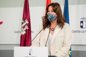 Rueda de prensa del Consejo de Gobierno 28 de abril (I)