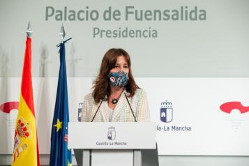 Rueda de prensa del Consejo de Gobierno 28 de abril (II)