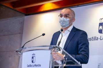 Rueda de prensa sobre la incidencia de la pandemia de coronavirus