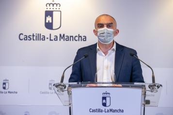 Rueda de prensa sobre la incidencia de la pandemia de coronavirus II