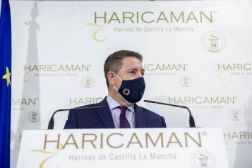 Visita las instalaciones de la empresa HARICAMAN