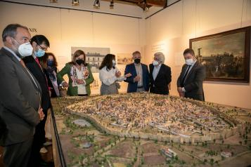 El presidente regional anuncia la firma del convenio con el Ayuntamiento de Ciudad Real en mayo para la construcción de la Ronda Sur de la ciudad